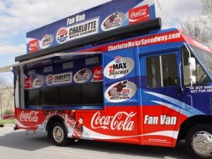 Charlotte Motor Speedway - 1