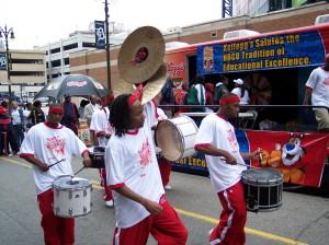 HBCU Drumline - 1