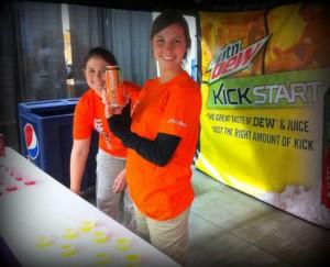 Mtn Dew Kick Start - 1